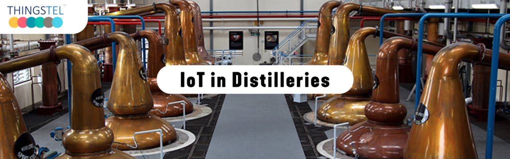 IoT in Distilleries